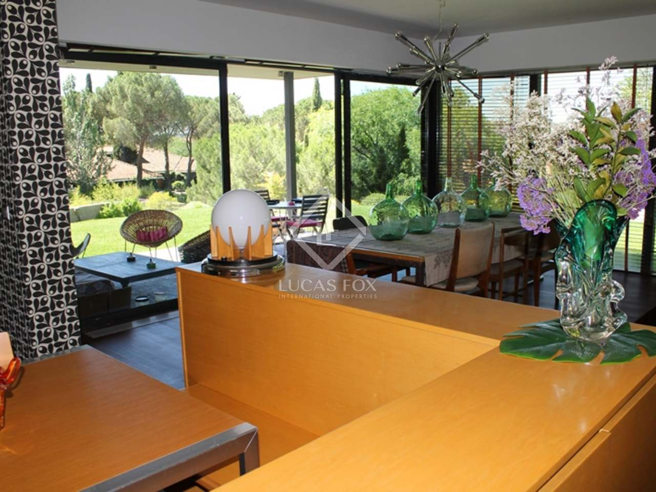 House for sale in aravaca madrid - Garden center madrid ...