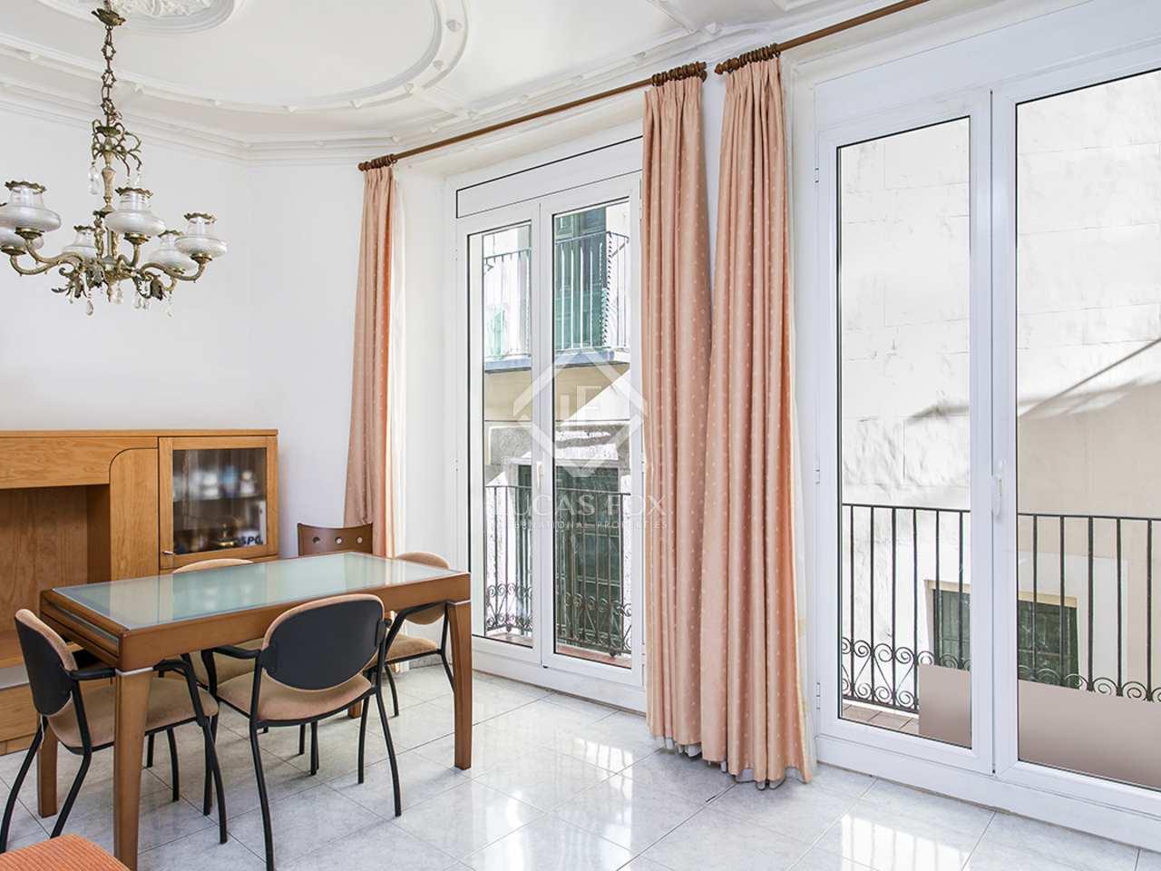 Appartement de 96m a vendre g tico barcelone for Appartement avec piscine barcelone