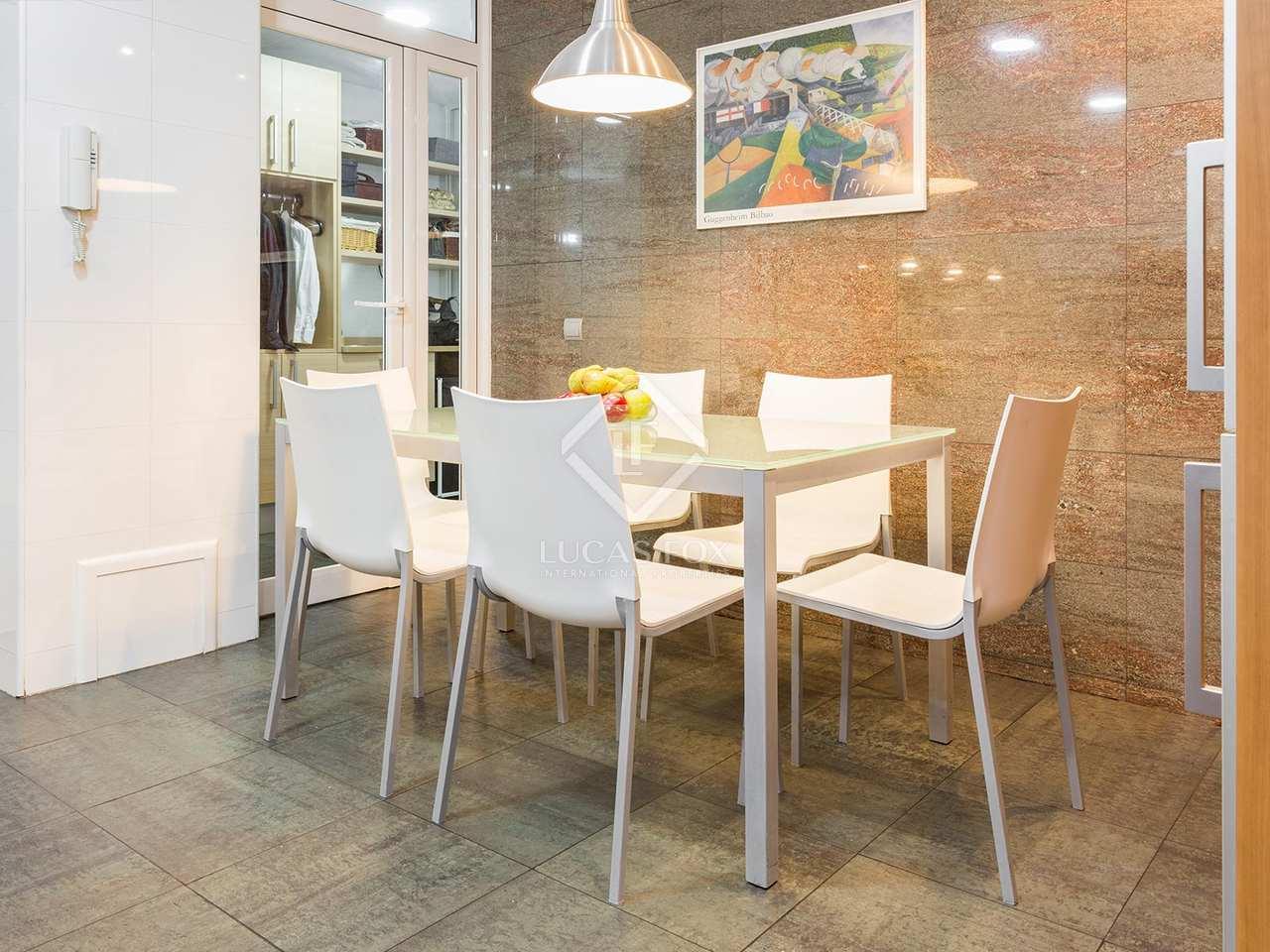 Sensacional apartamento con terraza en la zona alta de - Zona alta barcelona ...