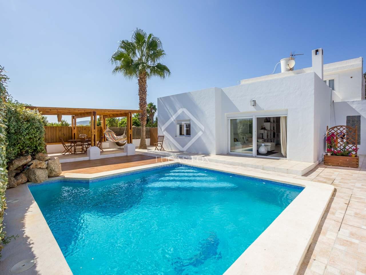 266m haus villa zum verkauf in san jos ibiza. Black Bedroom Furniture Sets. Home Design Ideas