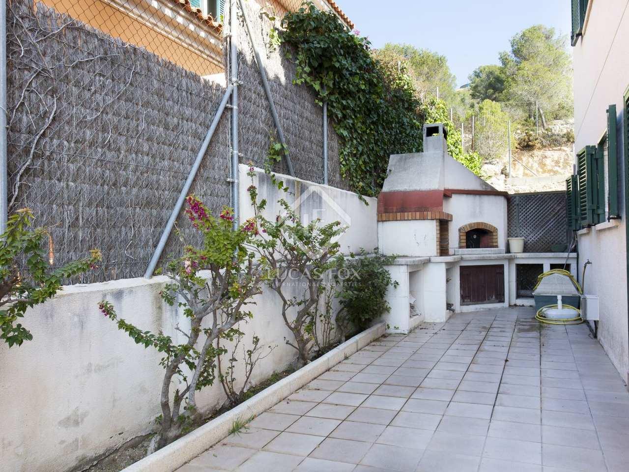 maison villa de 408m a vendre levantina barcelone. Black Bedroom Furniture Sets. Home Design Ideas