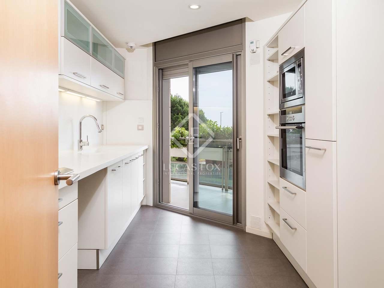 Apartamento de 3 dormitorios en alquiler en la bonanova - Zona alta barcelona ...