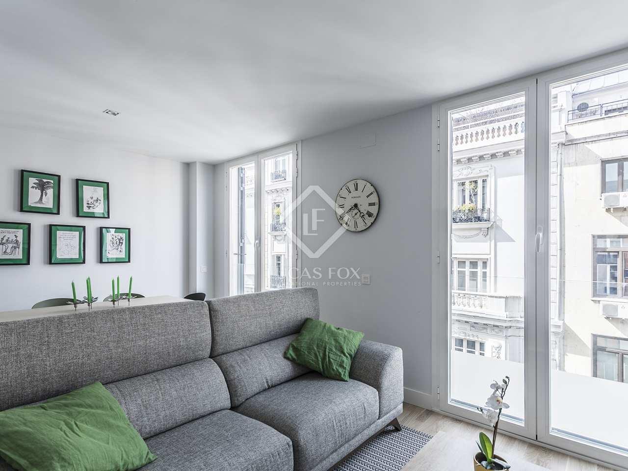 Piso de 76 m en alquiler en trafalgar madrid for Alquiler pisos madrid chamberi