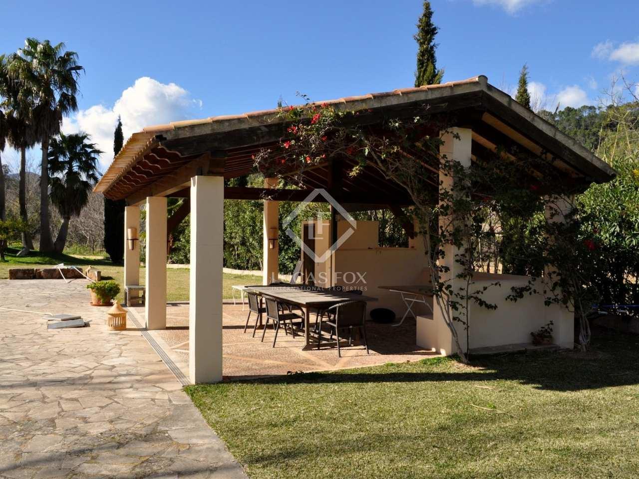landhaus zum verkauf in esporles west mallorca. Black Bedroom Furniture Sets. Home Design Ideas