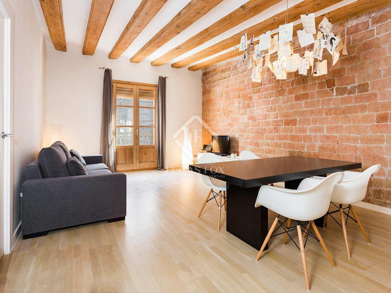 Appartement de 128m a vendre el born barcelone - Appartements a vendre a barcelone ...