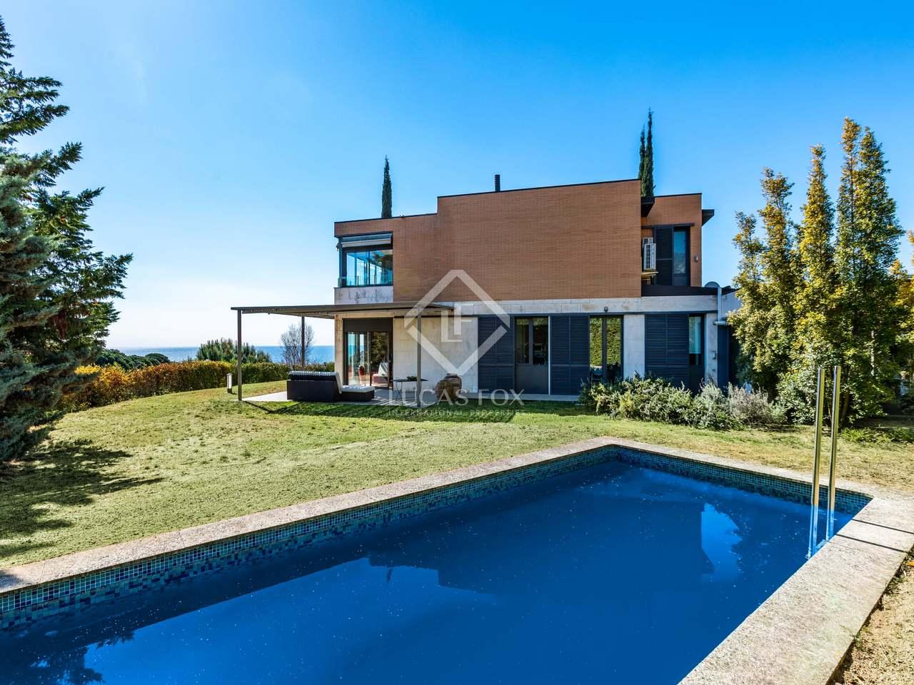 366m 178 House Villa For Sale In Sant Vicen 231 De Montalt