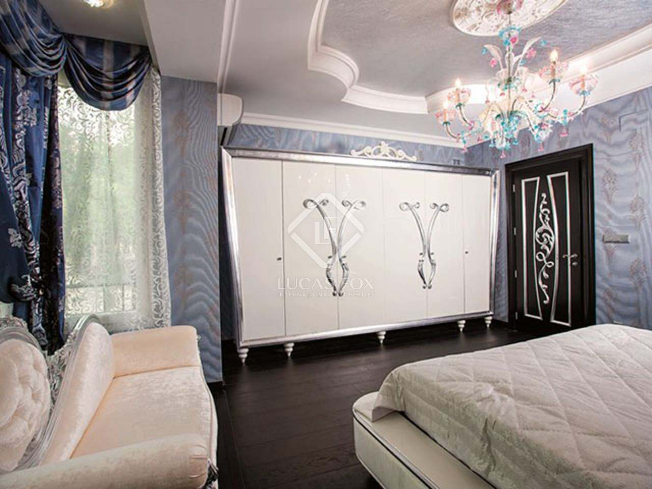 Appartement de luxe meubl louer madrid - Hm calle orense ...