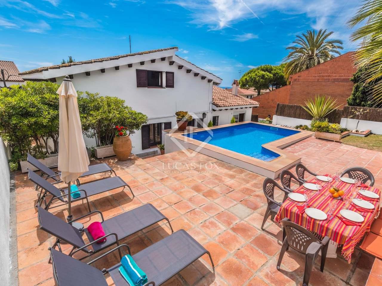 Maison villa de 215m a vendre vallpineda avec 335m for Jardin anglais caracteristiques