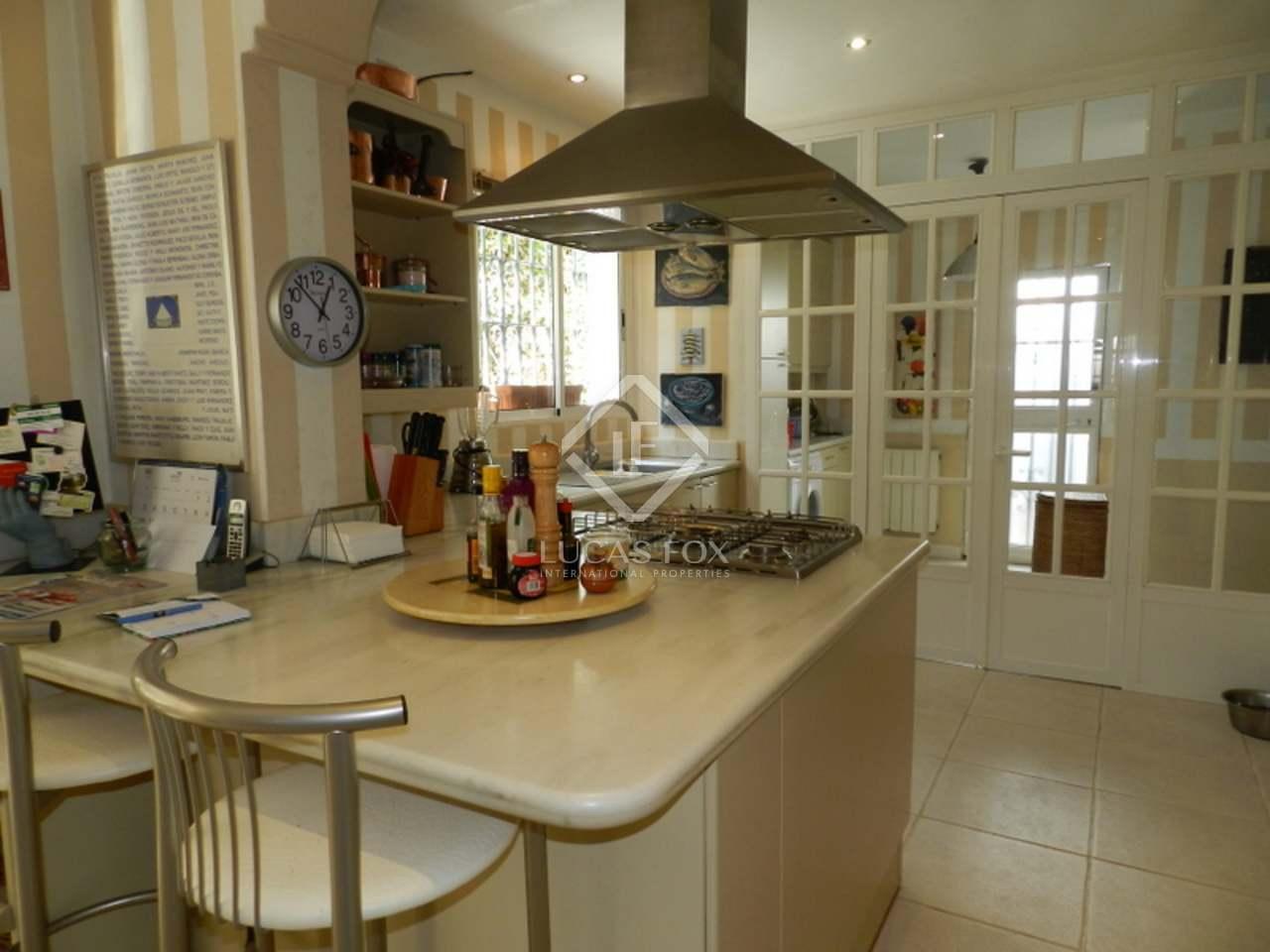 Kitchen - 4 Bed Villa Guadalmina Baja, Marbella