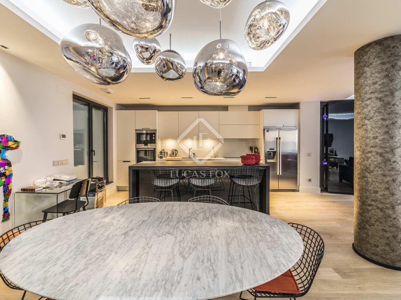 204m wohnung zum verkauf in recoletos madrid. Black Bedroom Furniture Sets. Home Design Ideas