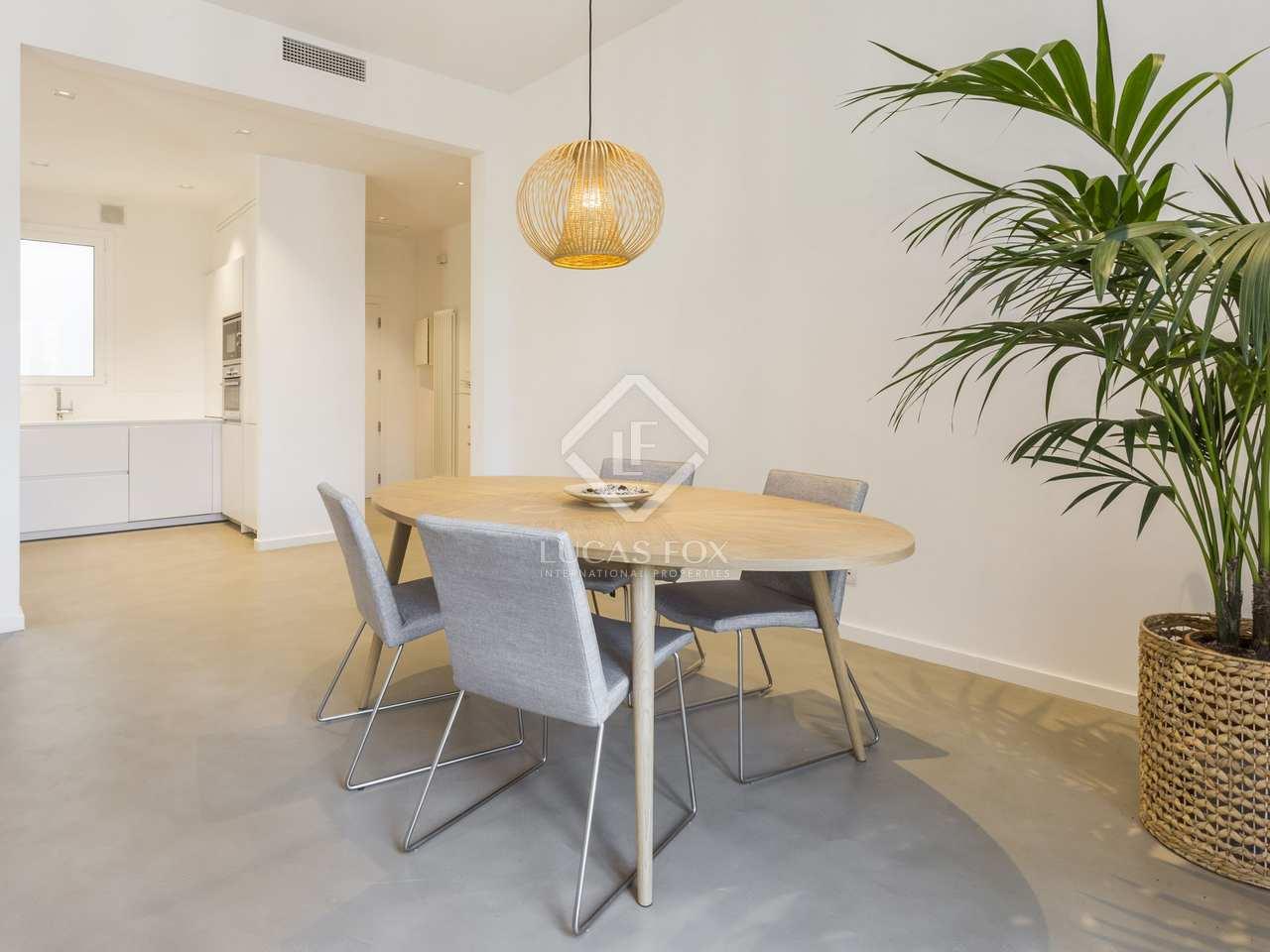 Apartamento de 2 dormitorios en alquiler en el eixample - Calle casp barcelona ...