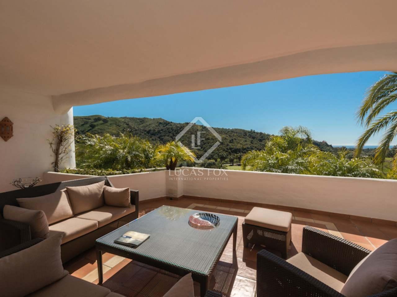 Dormitorio Quinta ~ Apartamento de lujo en venta en La Quinta, Marbella
