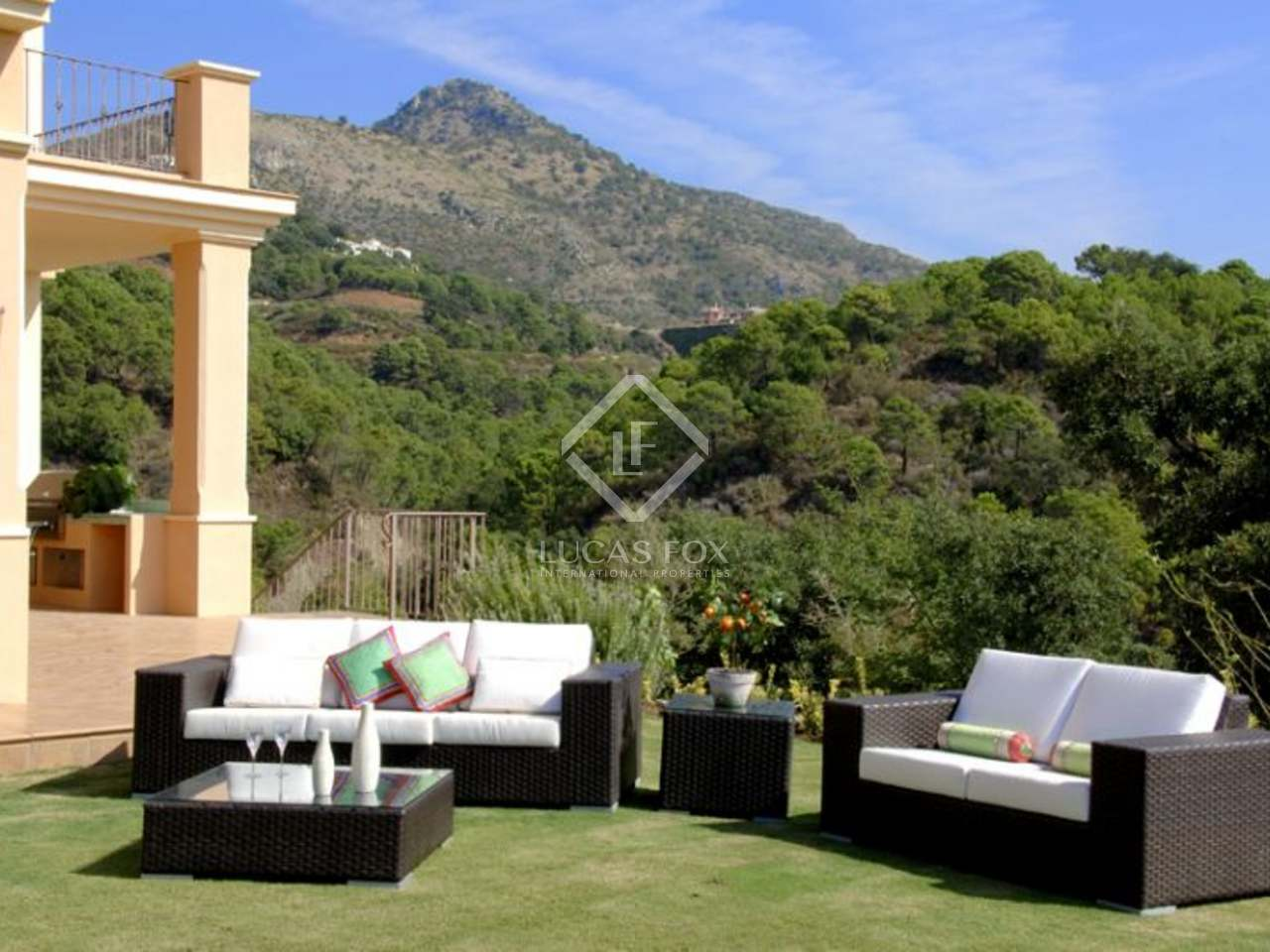 4 bedroom villa for sale in the marbella club golf resort - Marbella club villas ...
