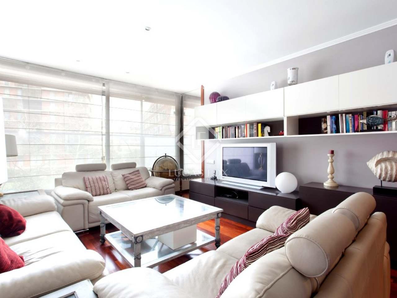 Appartement en vente au tur parc dans la zona alta de barcelone - Appartement vente barcelone ...