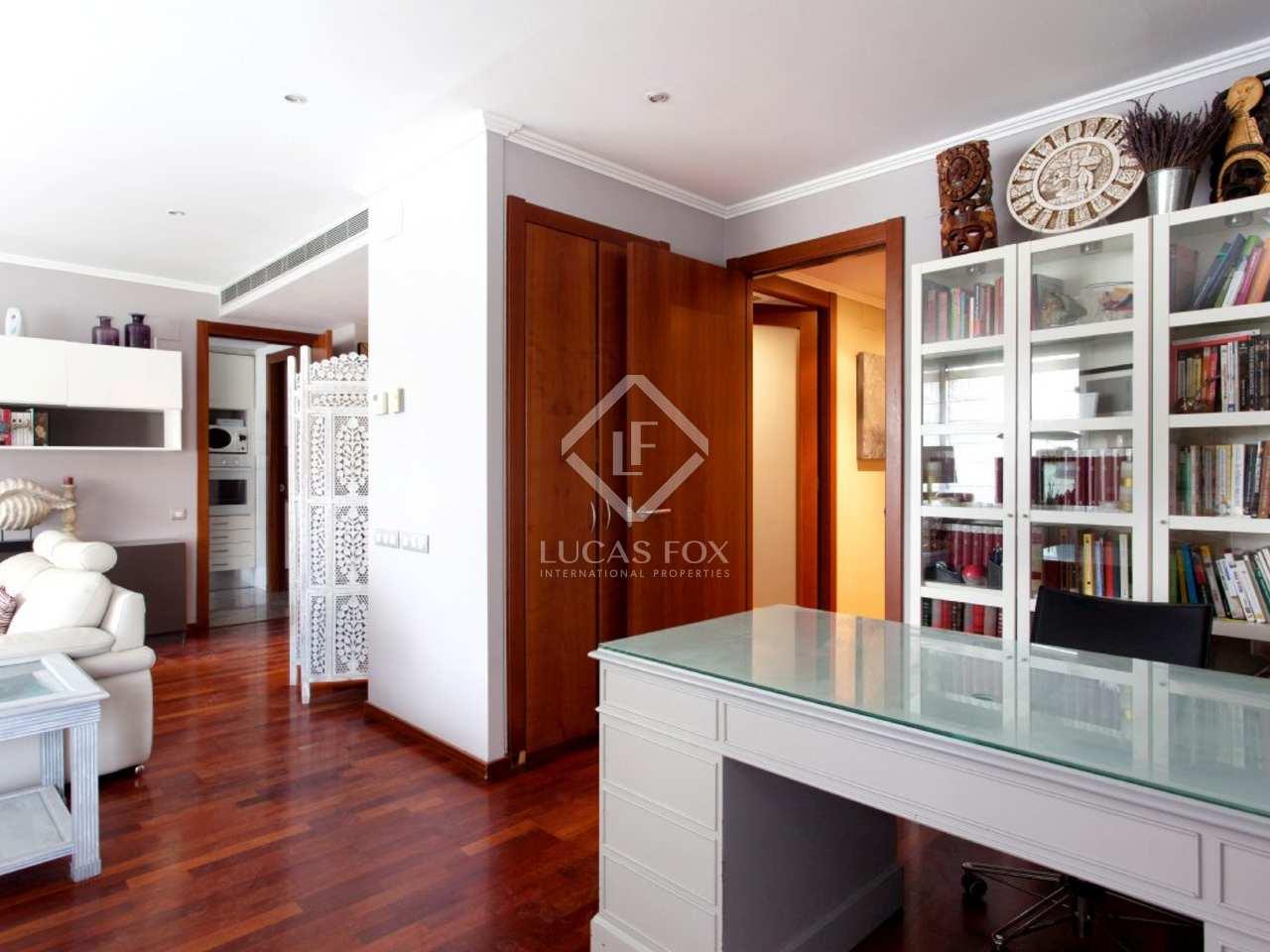 Apartment for sale in turo parc barcelona city zona alta - Zona alta barcelona ...