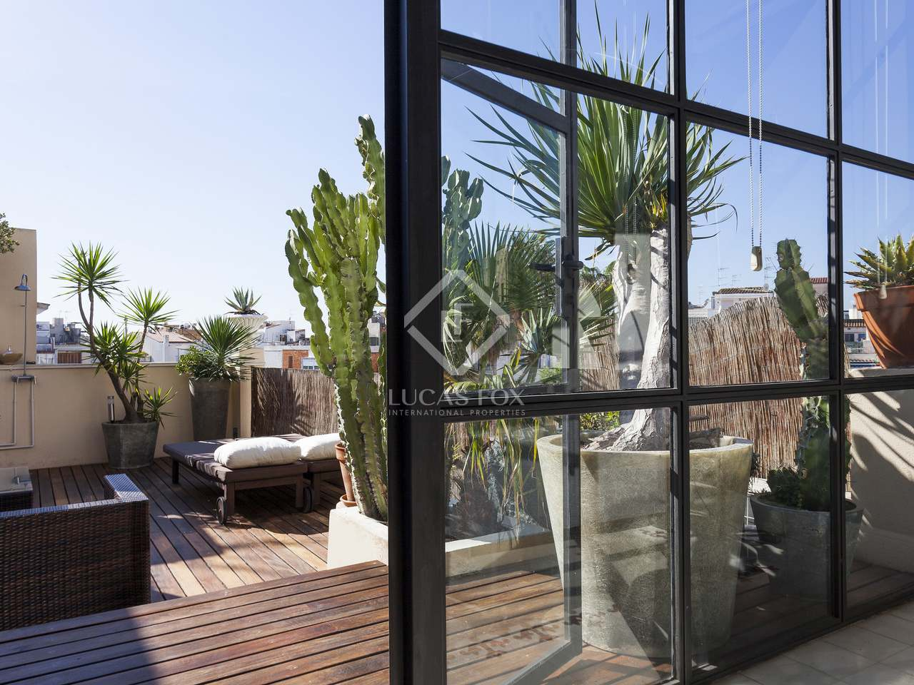 Apartamento de 116m con terraza de 30m en venta en sitges for Terrazas 1280 a