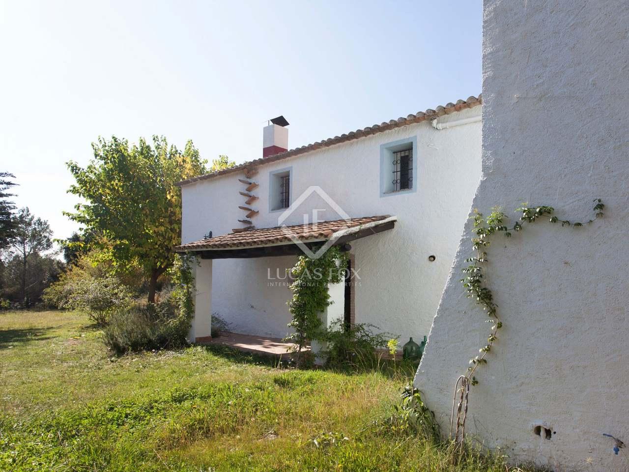 Casa rural reformada en venta cerca de sitges barcelona - Comprar casa rural ...