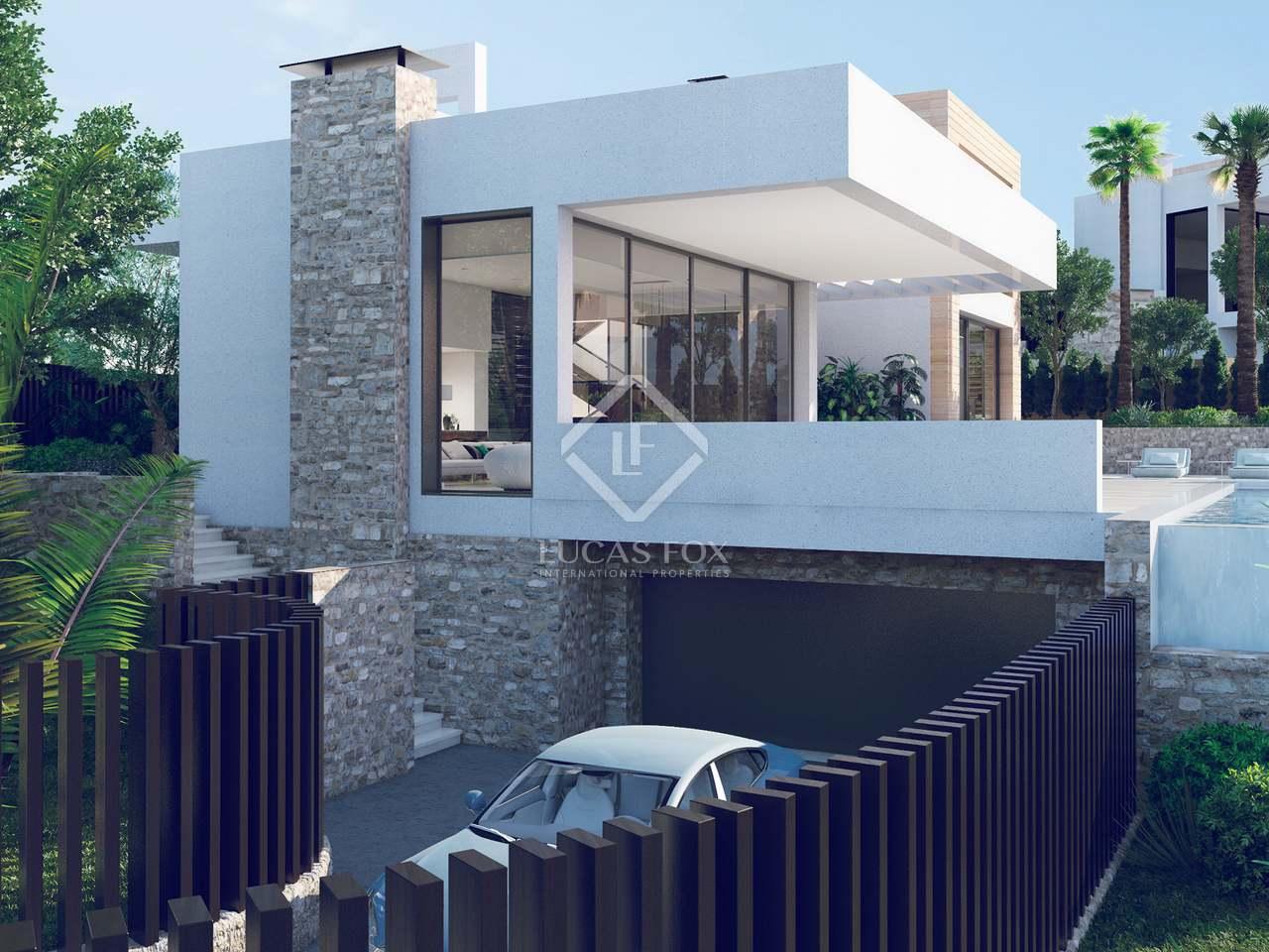 Huis villa van m² te koop met m² terras in nueva andalucía