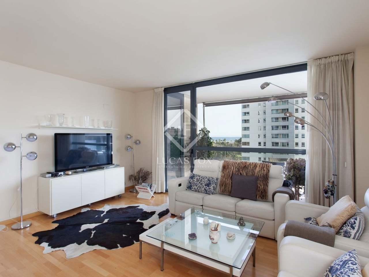Appartement en vente diagonal mar c t de la plage sur barcelone - Appartement vente barcelone ...