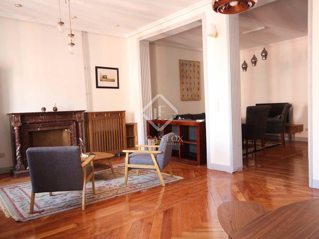 Apartamento de 170m en alquiler en justicia madrid - Apartamentos en benasque alquiler ...