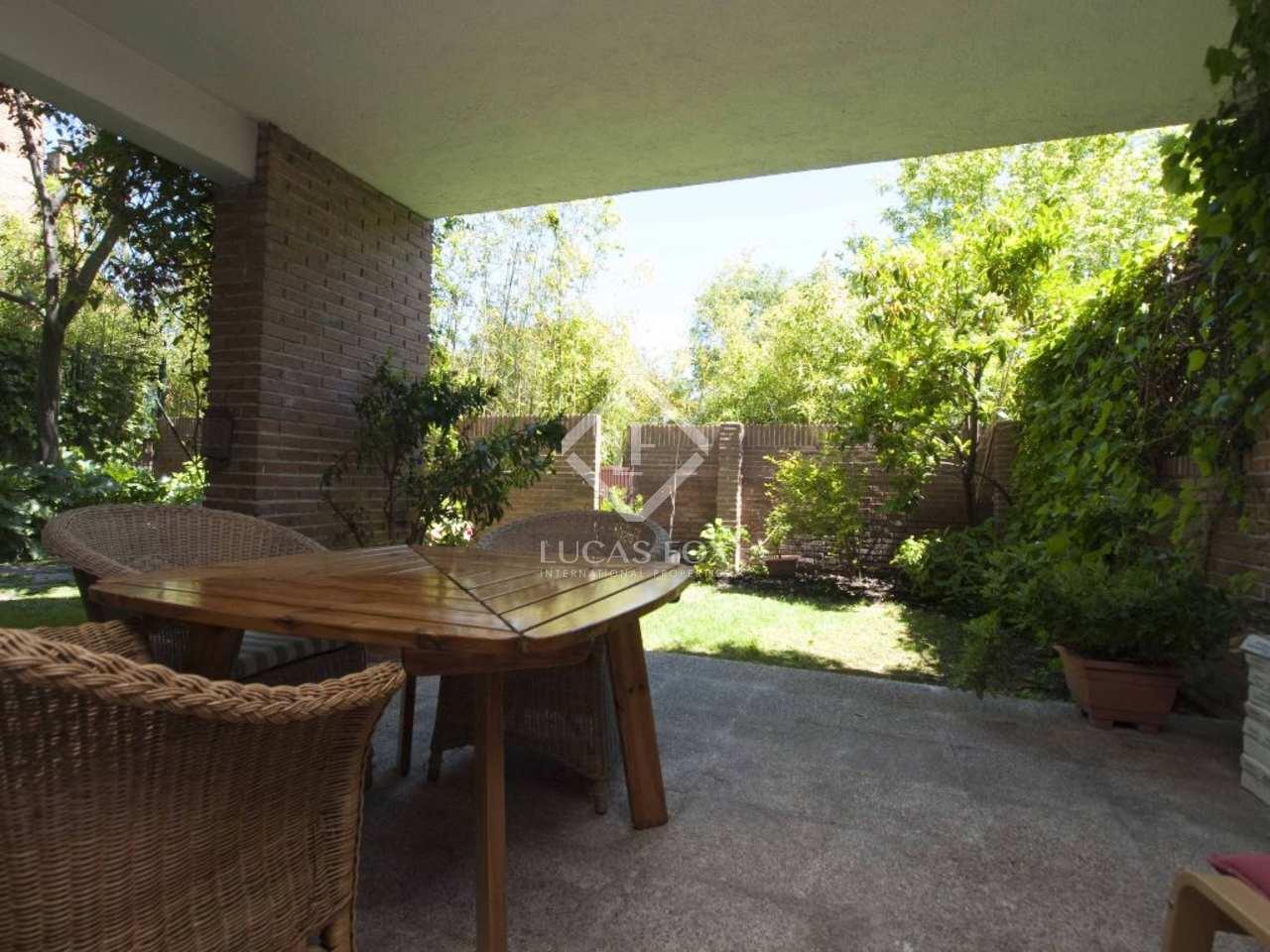 Villa en vente la moraleja for Jardin 150m2