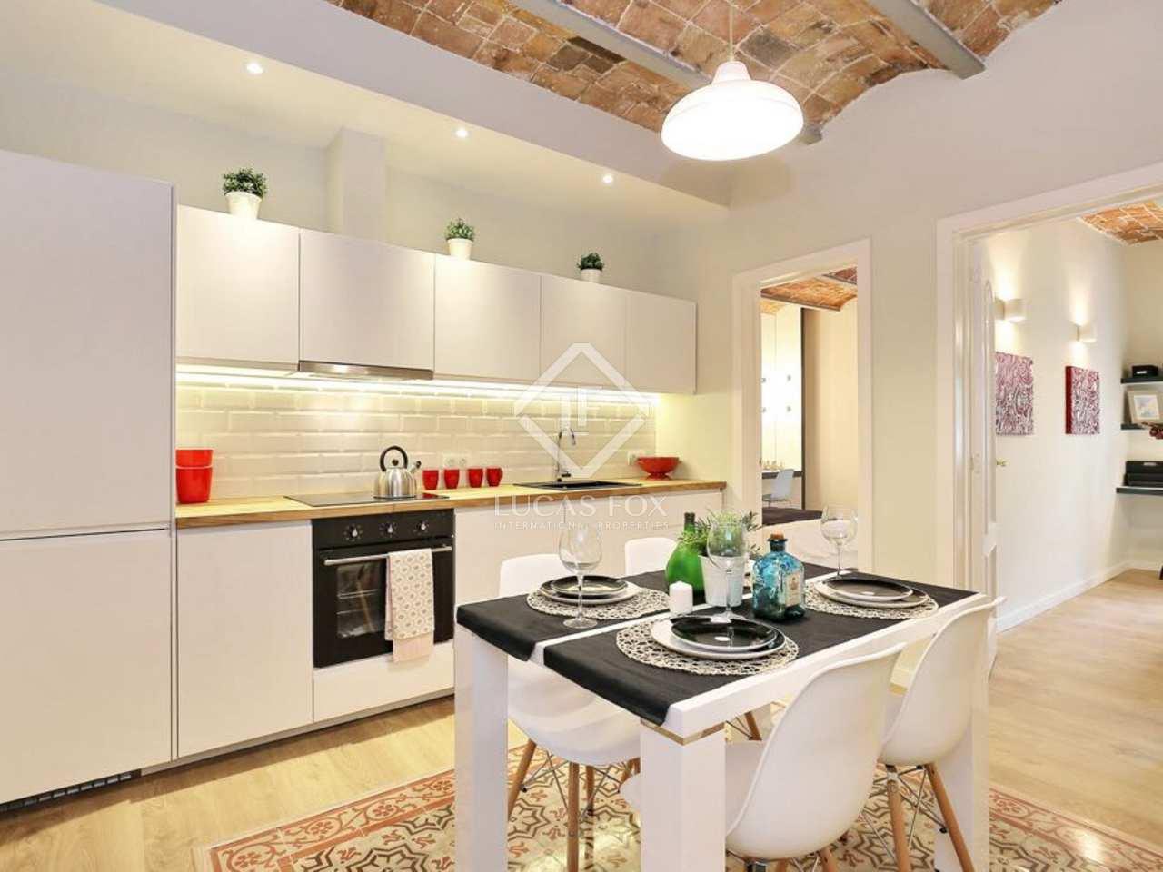 77 M Apartment For Sale In Poble Sec Barcelona # Muebles Poble Sec