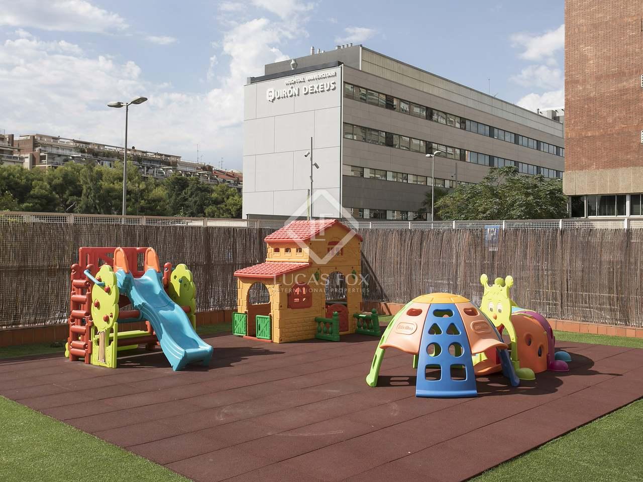 Appartement de 204m a vendre les corts avec 40m terrasse for Piscine w barcelone