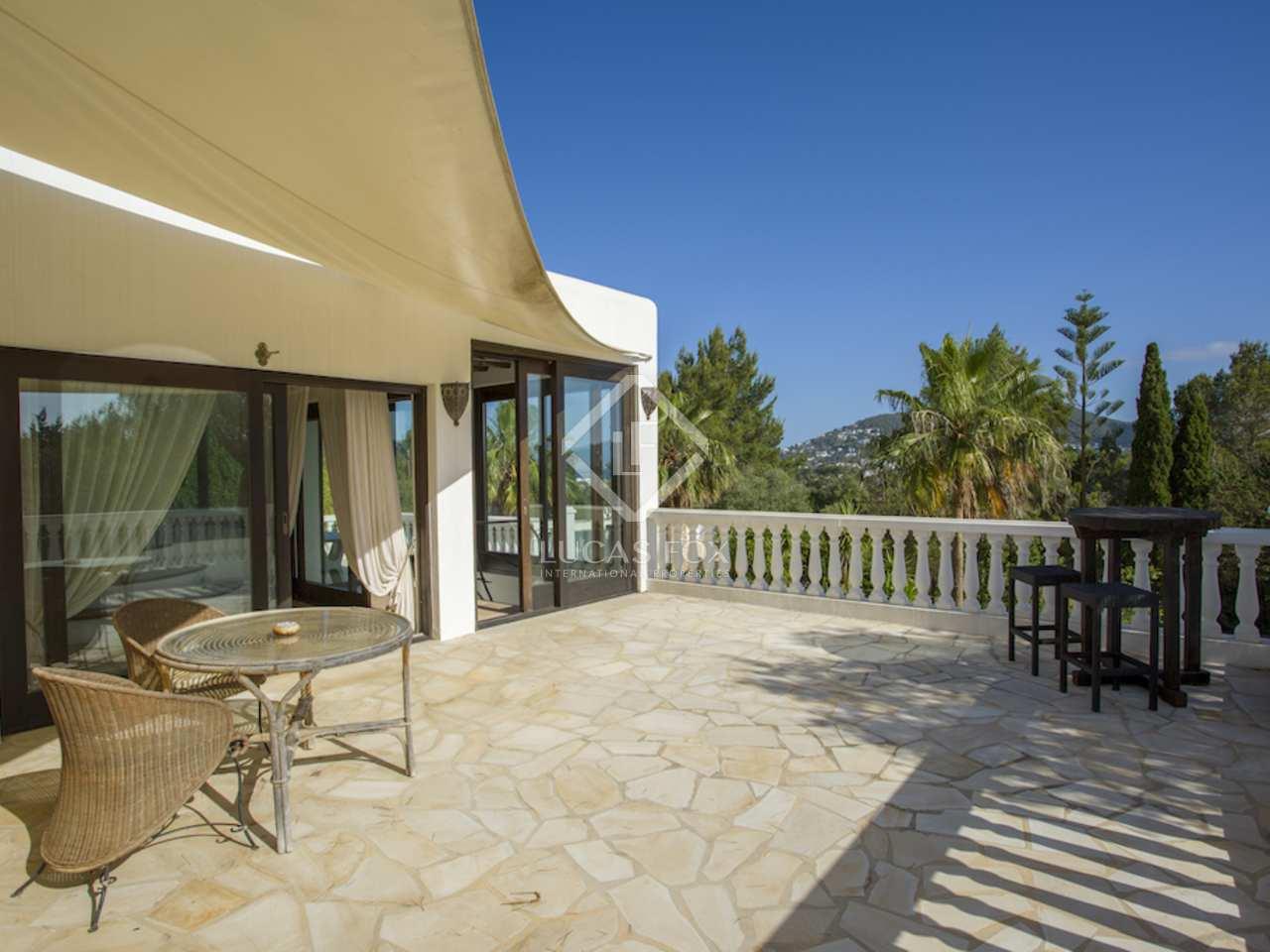 Casa renovada de 300m en venta en santa eulalia ibiza - Apartamentos santa eulalia ibiza ...