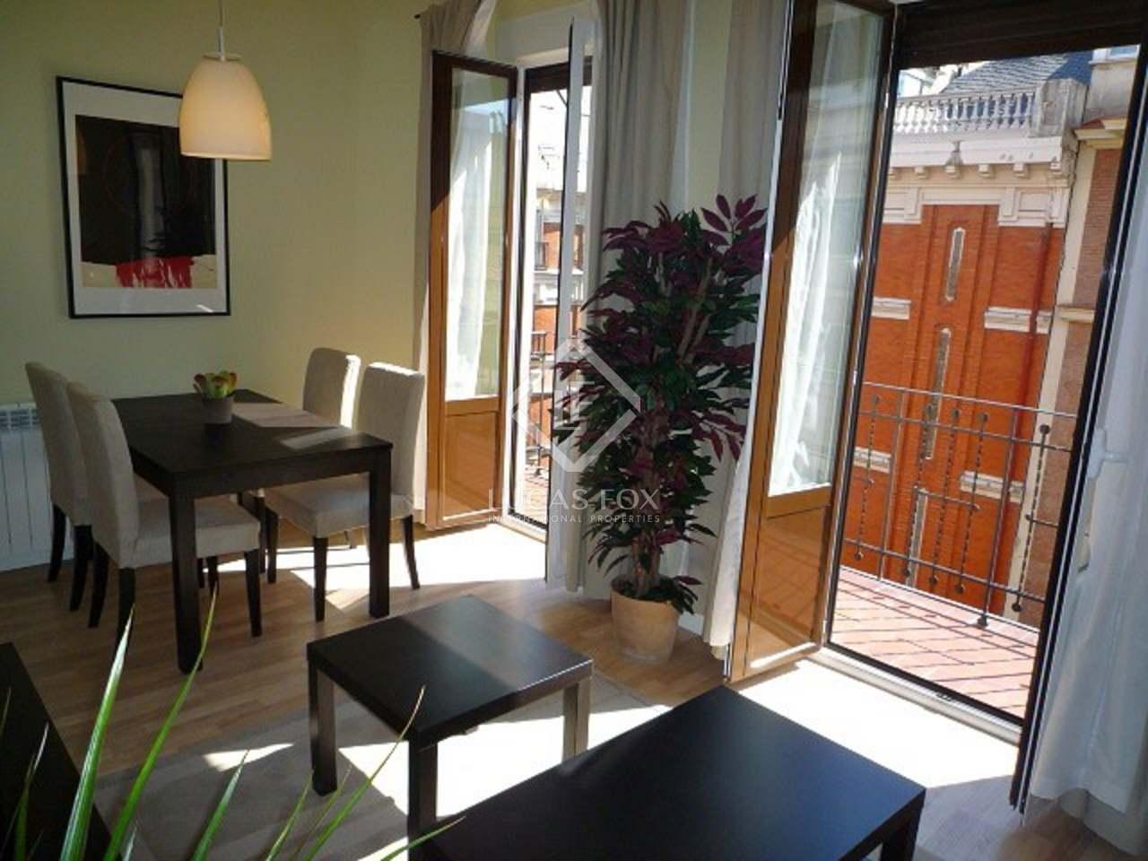 83m wohnung zur miete in almagro madrid. Black Bedroom Furniture Sets. Home Design Ideas