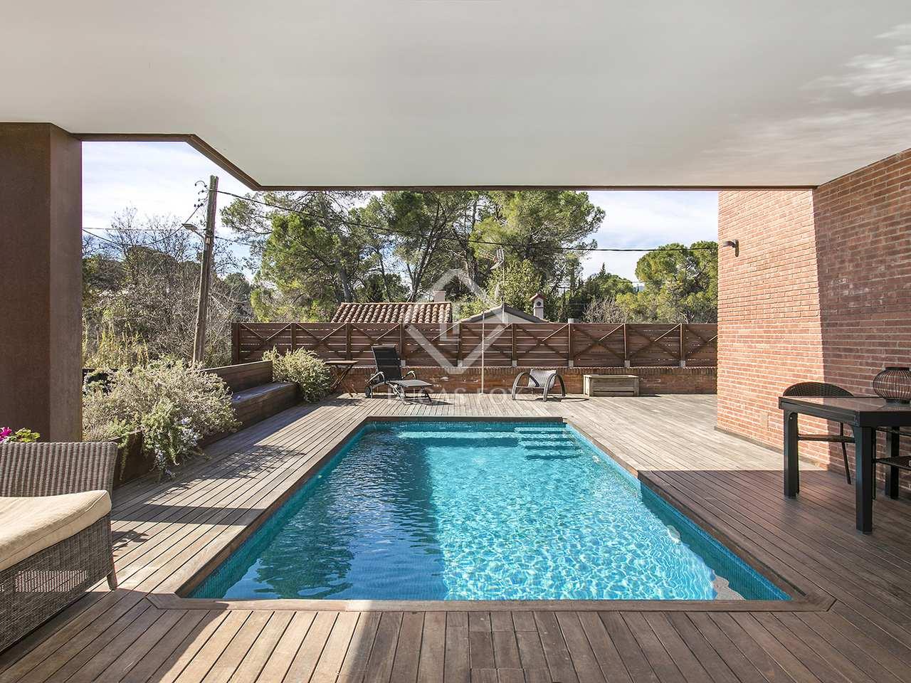 Maison villa de 265m a louer sant cugat avec 700m de - Maison a louer 3 chambres avec jardin ...