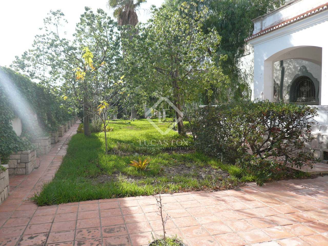 Villa en venta en godella valencia for Piscina de godella