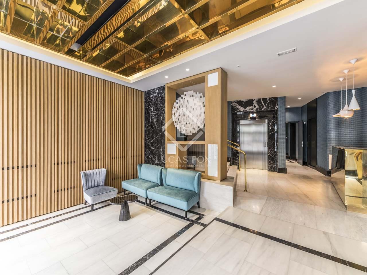 361m wohnung zum verkauf in recoletos madrid. Black Bedroom Furniture Sets. Home Design Ideas