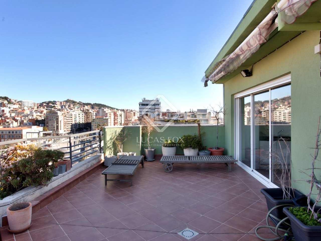 Tico con terraza en venta en gracia barcelona - Atico terraza barcelona ...
