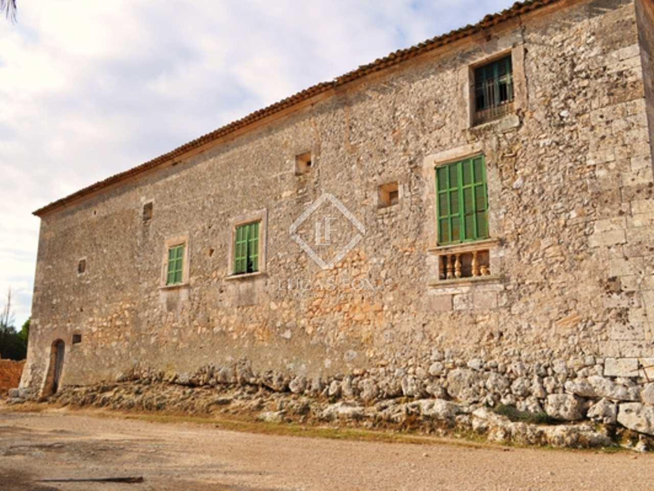 Casa r stica de lujo en venta en el centro de mallorca - Casas rusticas mallorca ...