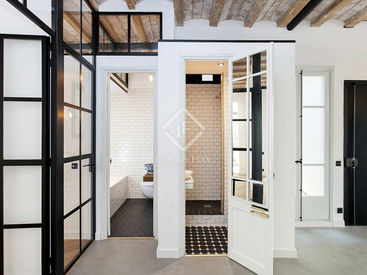 Appartement de 89m a vendre eixample gauche avec 53 295m terrasse - Acheter appartement a barcelone ...
