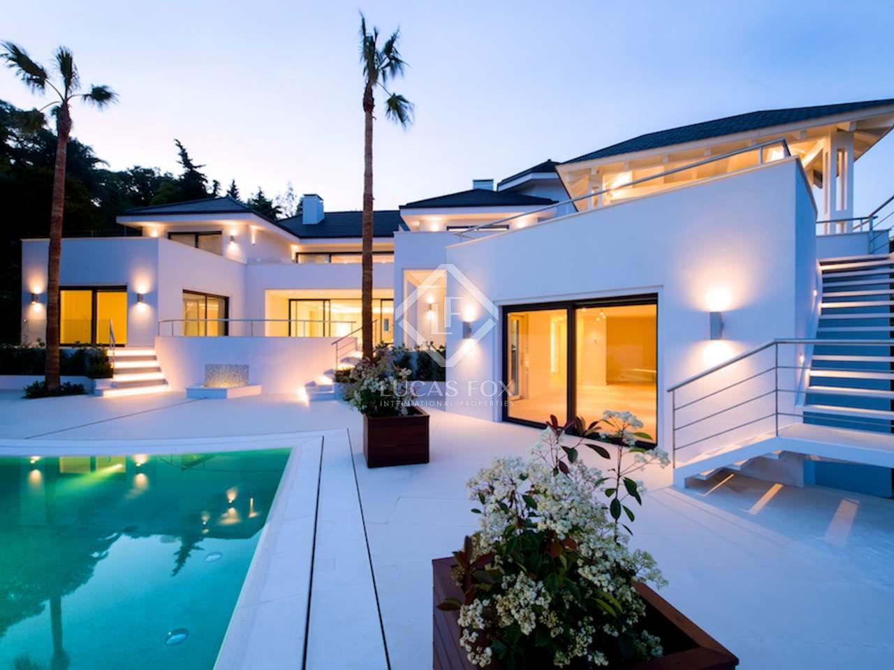 Wonderful villa for sale in la zagaleta marbella - Las mejores casas del mundo ...