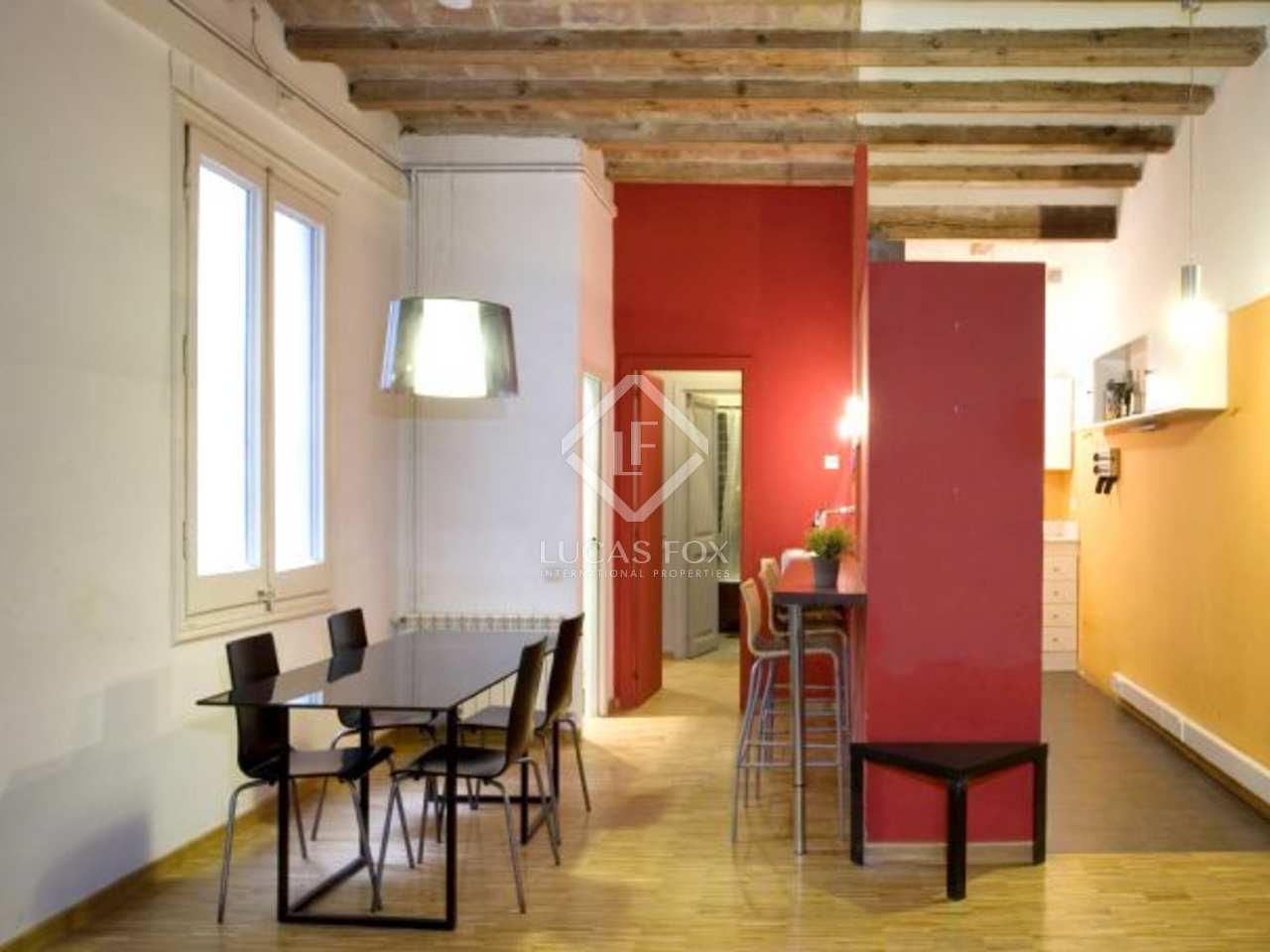 Appartement de 80m a vendre g tico barcelone - Acheter appartement a barcelone ...