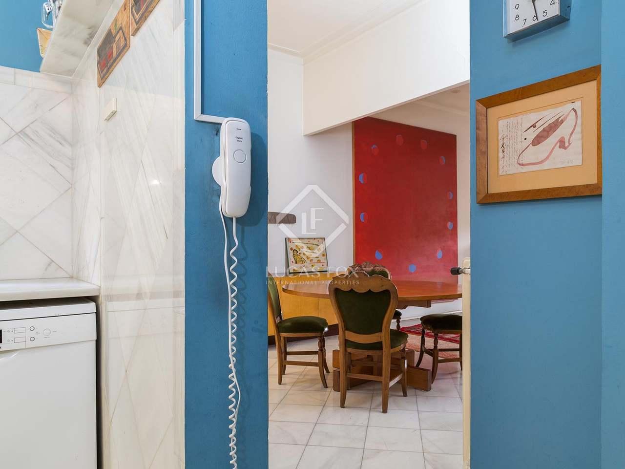 Magnifique appartement moderniste en vente dans le quartier gothique de barce - Appartement vente barcelone ...