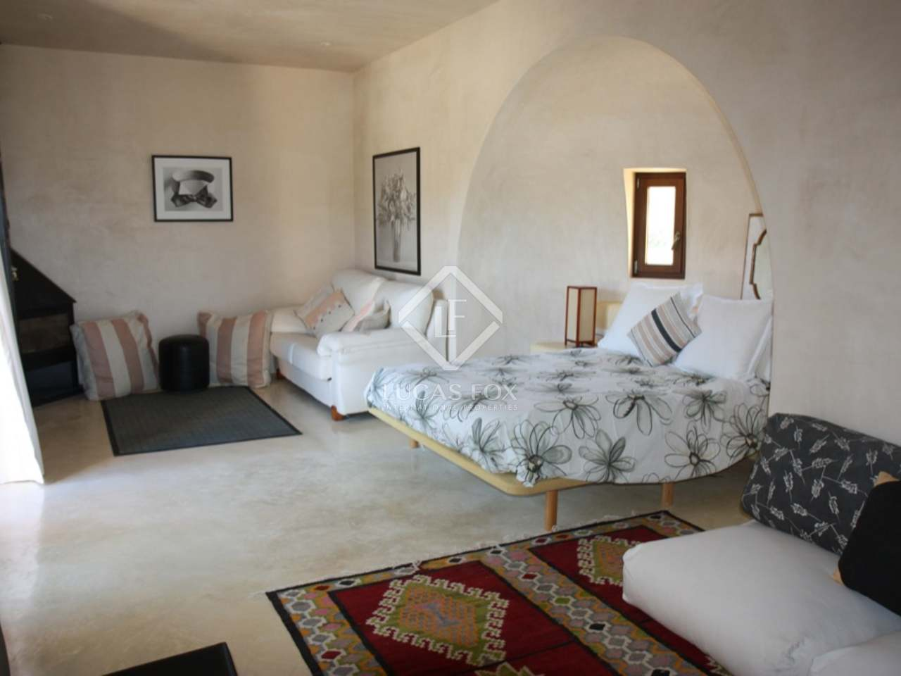 Moderne maison de campagne en vente san agust n ibiza - Acheter une chambre a coucher ...