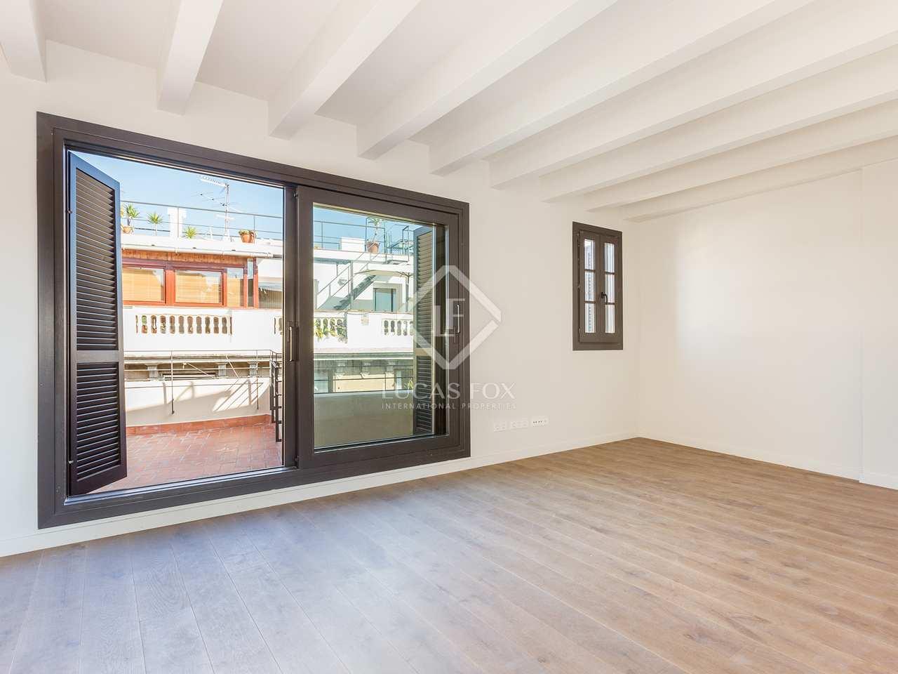 Elegante tico d plex en venta en el born barcelona - Atico duplex barcelona ...