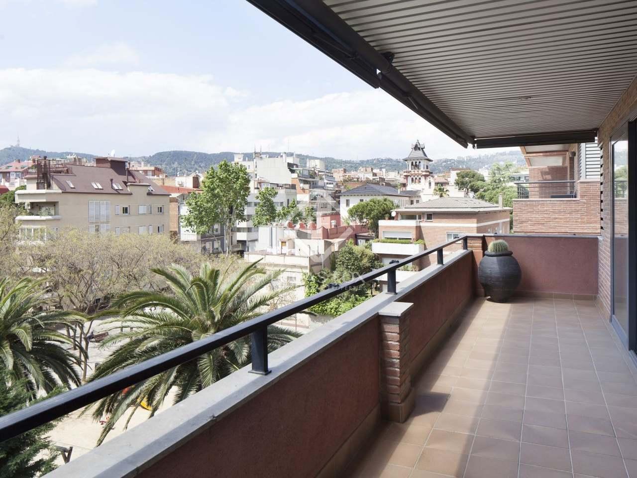 Apartamento de 3 dormitorios en alquiler en tres torres - Zona alta barcelona ...