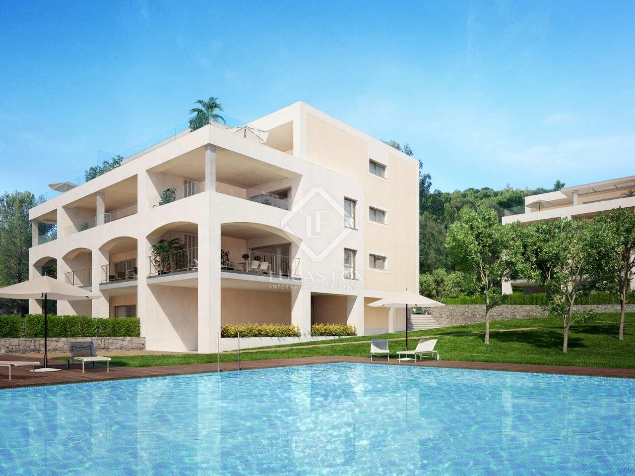 New Apartments For Sale In Nova Santa Ponsa Mallorca