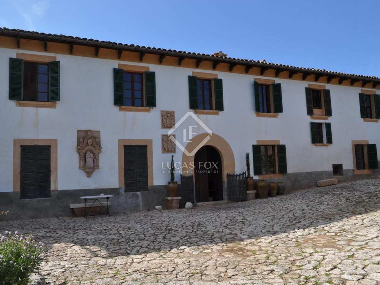 Casa de campo en venta en el norte de mallorca - Casas de mallorca ...