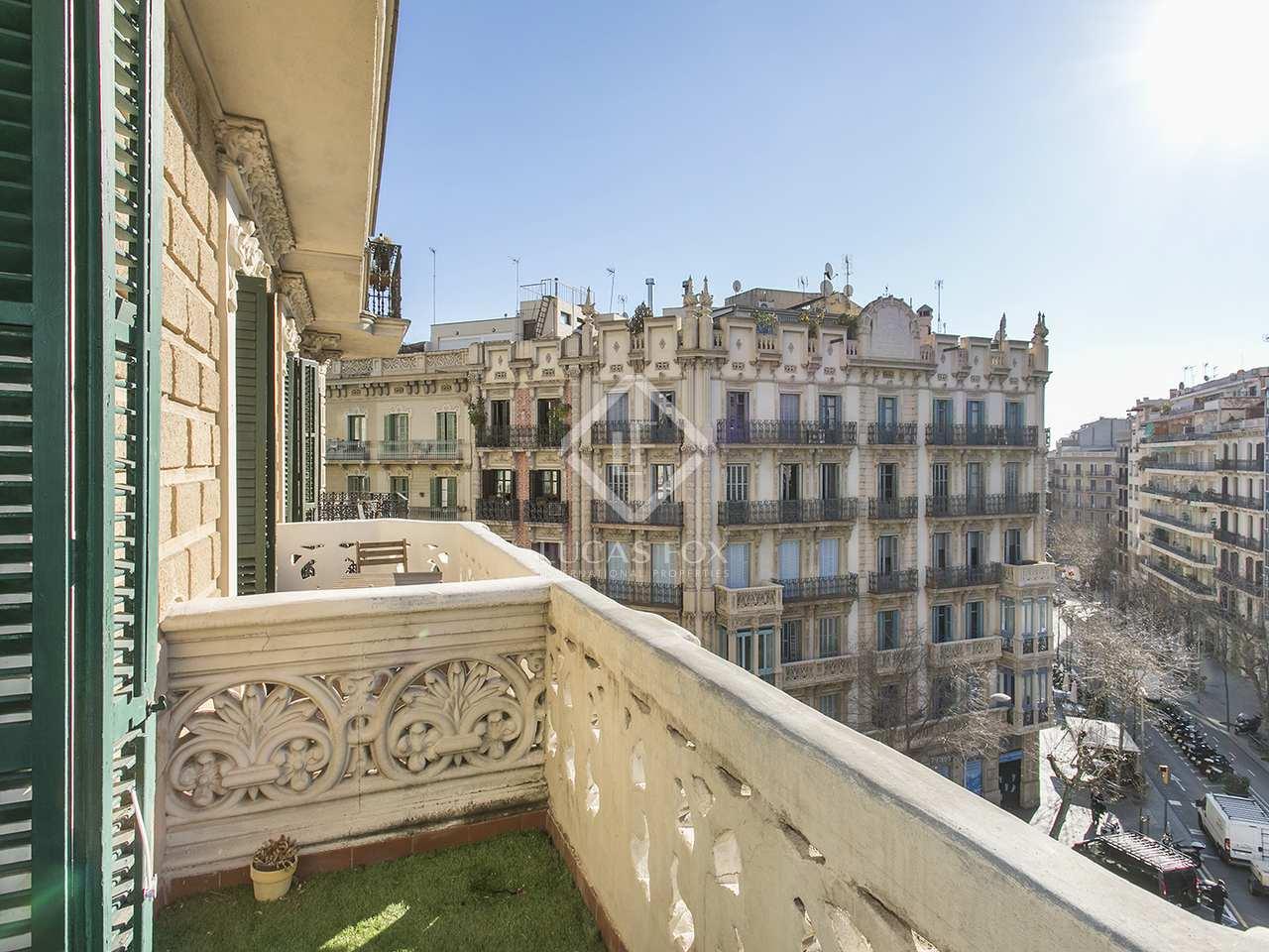 Appartement de 97m a louer eixample gauche barcelone for Appartement a louer a barcelone avec piscine