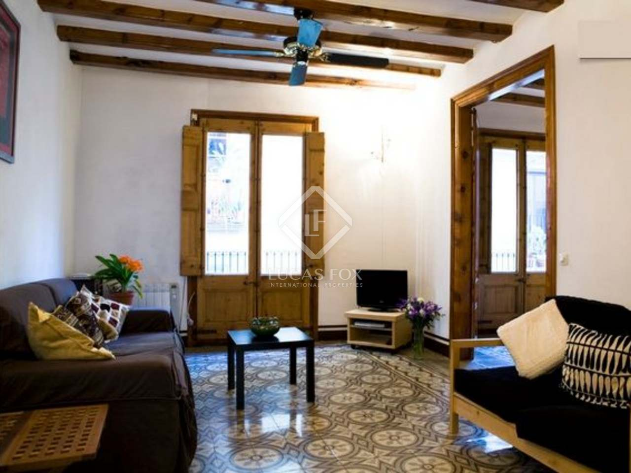 Apartment for rent in the Old Town, Barcelona