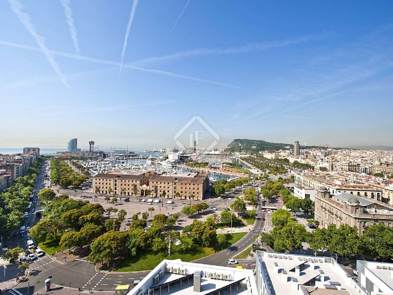 Appartement de 82m a vendre barceloneta barcelone - Appartement de vacances barcelone mesura ...