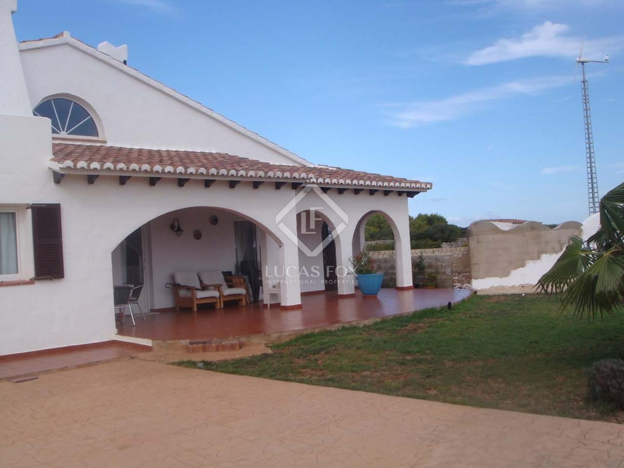 210 M 178 House With 2 500 M 178 Garden For Sale In Ciudadela