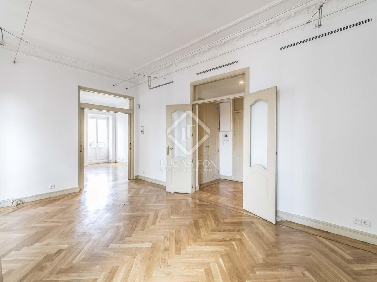 D plex en alquiler en un edificio hist rico de madrid - Duplex en madrid ...