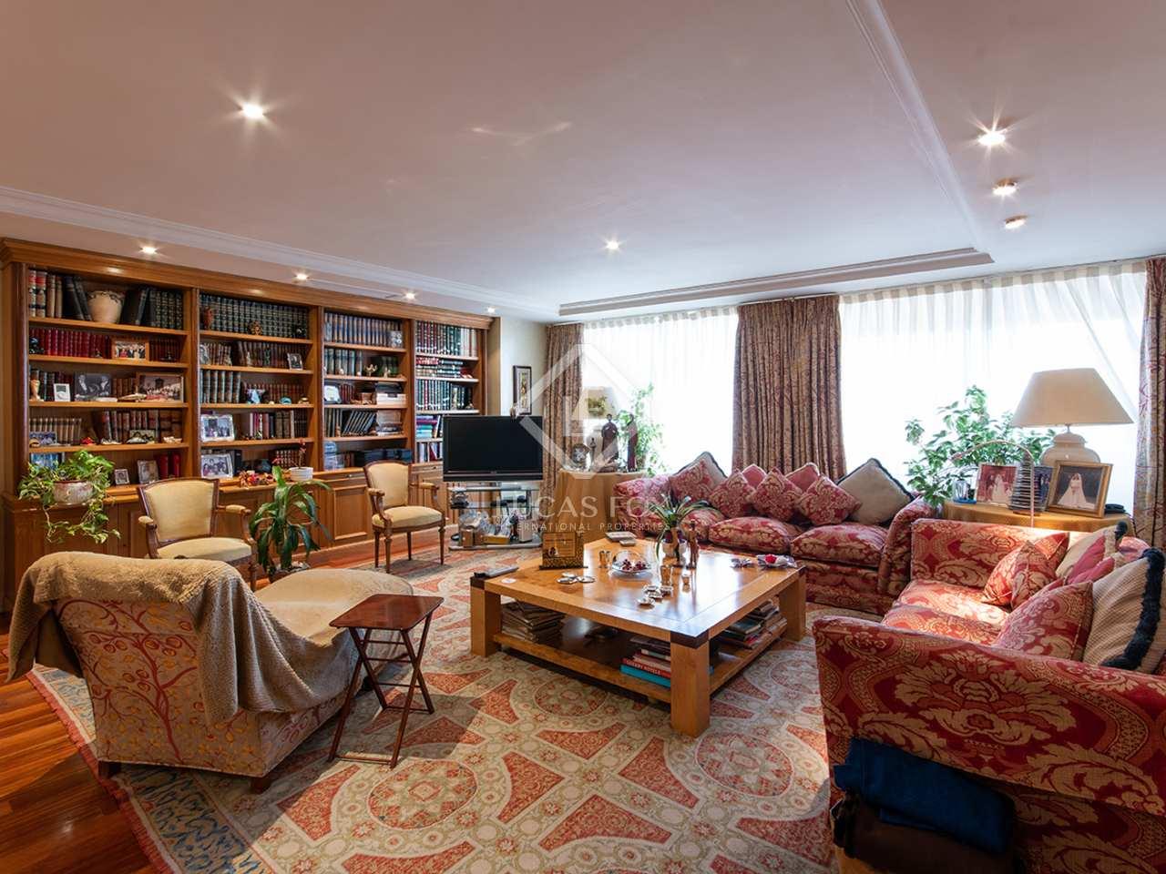 280m² apartment for sale in moncloa argüelles madrid