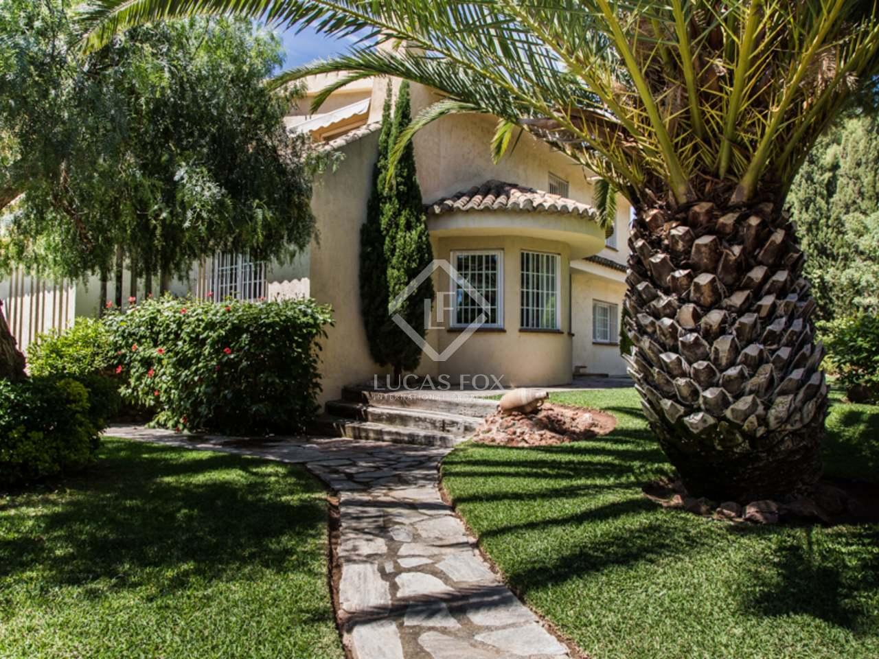 Villa for sale situated in puzol close to valencia city for Villas valencia